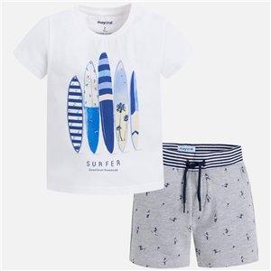 Koszulowe body dla chłopca
