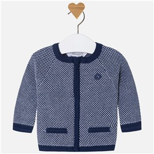 Sweter rozpinany na guziki