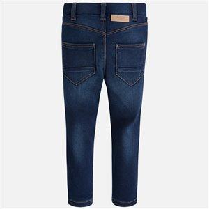 Bermudy jeans
