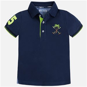 Bluza chłopięca typu golf