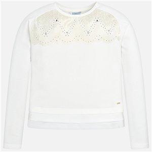 Sweter trykotowy