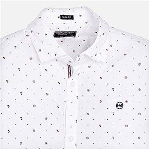 Dres trzyczęściowy z bluzą z kapturem