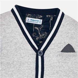 Bluza bez kaptura zapinana na zamek