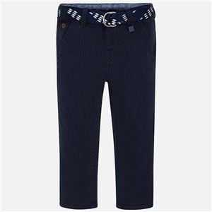 Długie spodnie z szerży