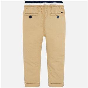 Długie spodnie łączone